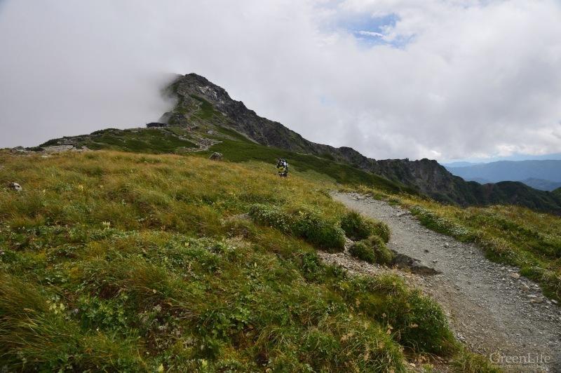 北岳 〜肩の小屋を目指して〜_f0321522_23131968.jpg