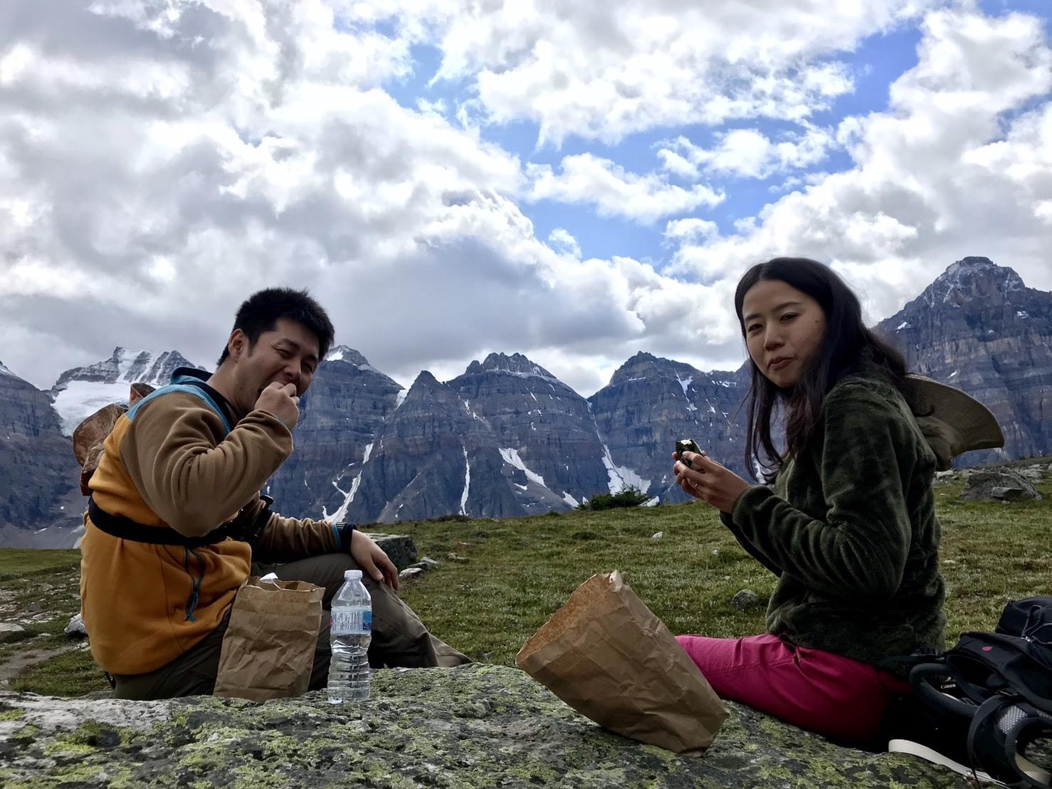 カナダならではの湖と3,000mの山々を求めて_d0112928_11491151.jpg