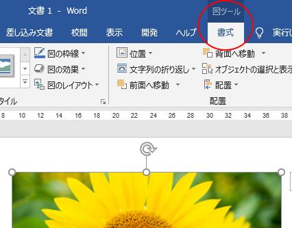 Office2016とOffice2019のタブ名が元に戻った(「ツール」タブが復活)_a0030830_12173028.png