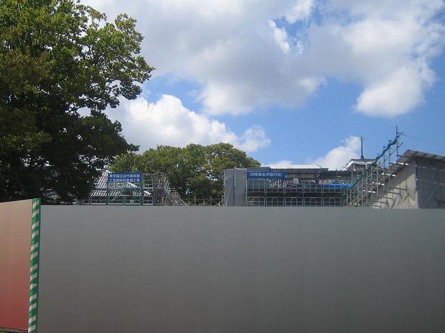国立工芸館の建設、急ピッチ_d0043136_21215794.jpg