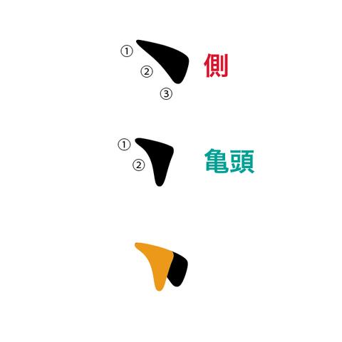 やっぱり永字八法_a0386342_20153405.jpg
