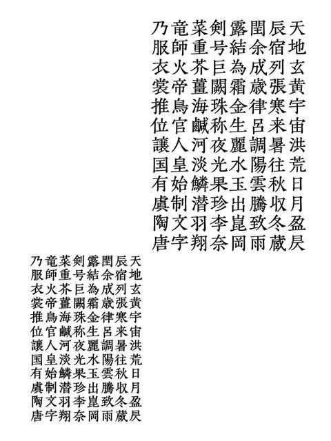 千字文断章「鳳翔」(2015年6月)_a0386342_20153528.jpg