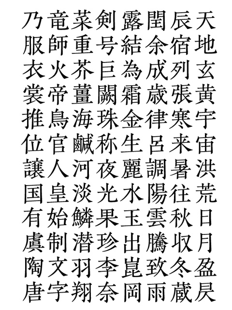千字文断章「鳳翔」(2015年6月)_a0386342_20153531.jpg