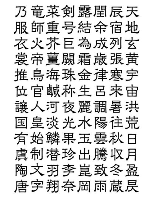 千字文断章「洛陽」(2016年 5月)_a0386342_20155141.jpg