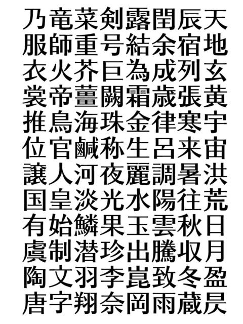 千字文断章「羅馬」(2016年 10月)_a0386342_20155605.jpg