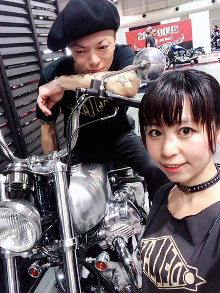 NEW ORDER CHOPPER SHOW 2019 #2_e0182444_1034636.jpg