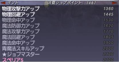 青魔導士1200達成_e0401547_20014083.png