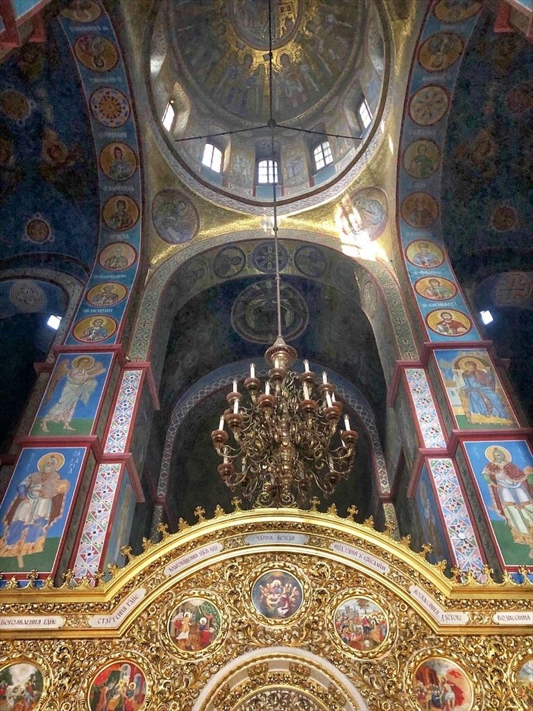 聖ミハイル黄金ドーム修道院@キエフ/ウクライナ_a0092659_17140673.jpg