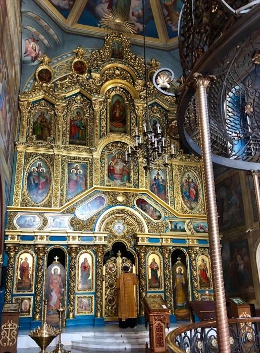 聖ミハイル黄金ドーム修道院@キエフ/ウクライナ_a0092659_17225244.jpg