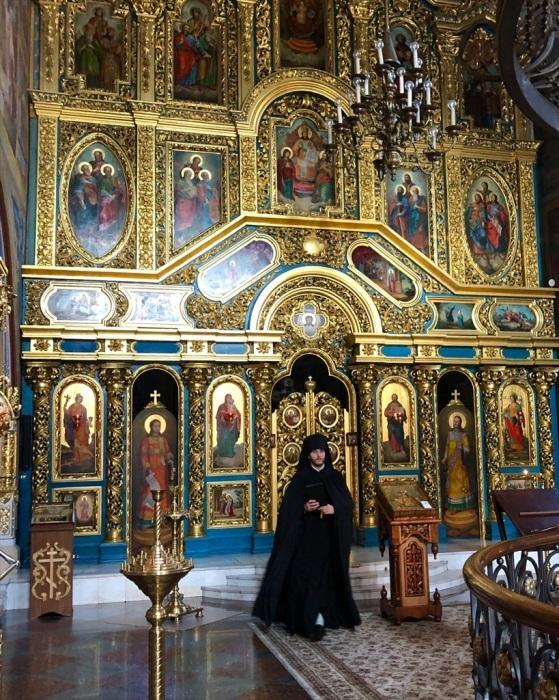 聖ミハイル黄金ドーム修道院@キエフ/ウクライナ_a0092659_17252284.jpg