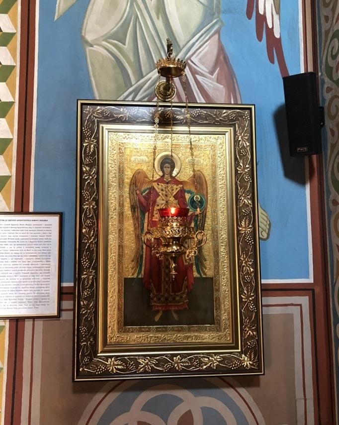 聖ミハイル黄金ドーム修道院@キエフ/ウクライナ_a0092659_18530255.jpg