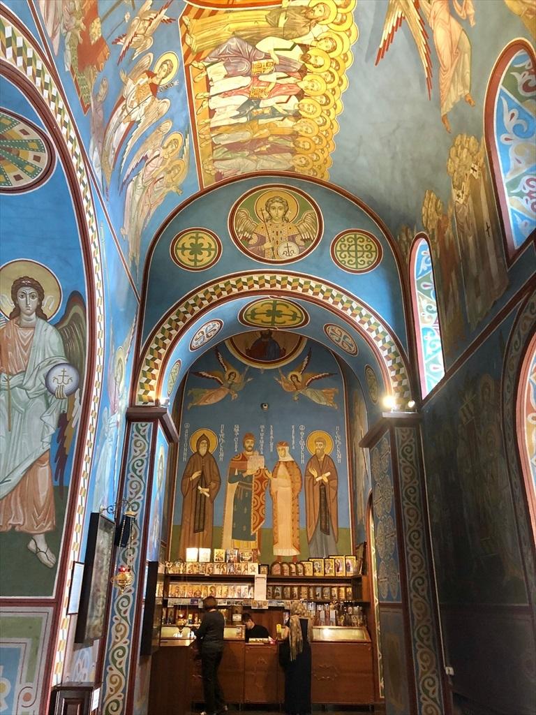 聖ミハイル黄金ドーム修道院@キエフ/ウクライナ_a0092659_19025339.jpg