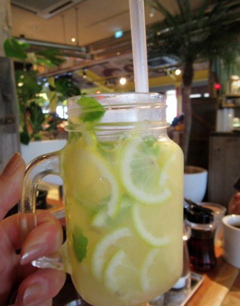 Kona\'s Coffee * まるでハワイなカフェの beach & peach フェア♪_f0236260_00550211.jpg