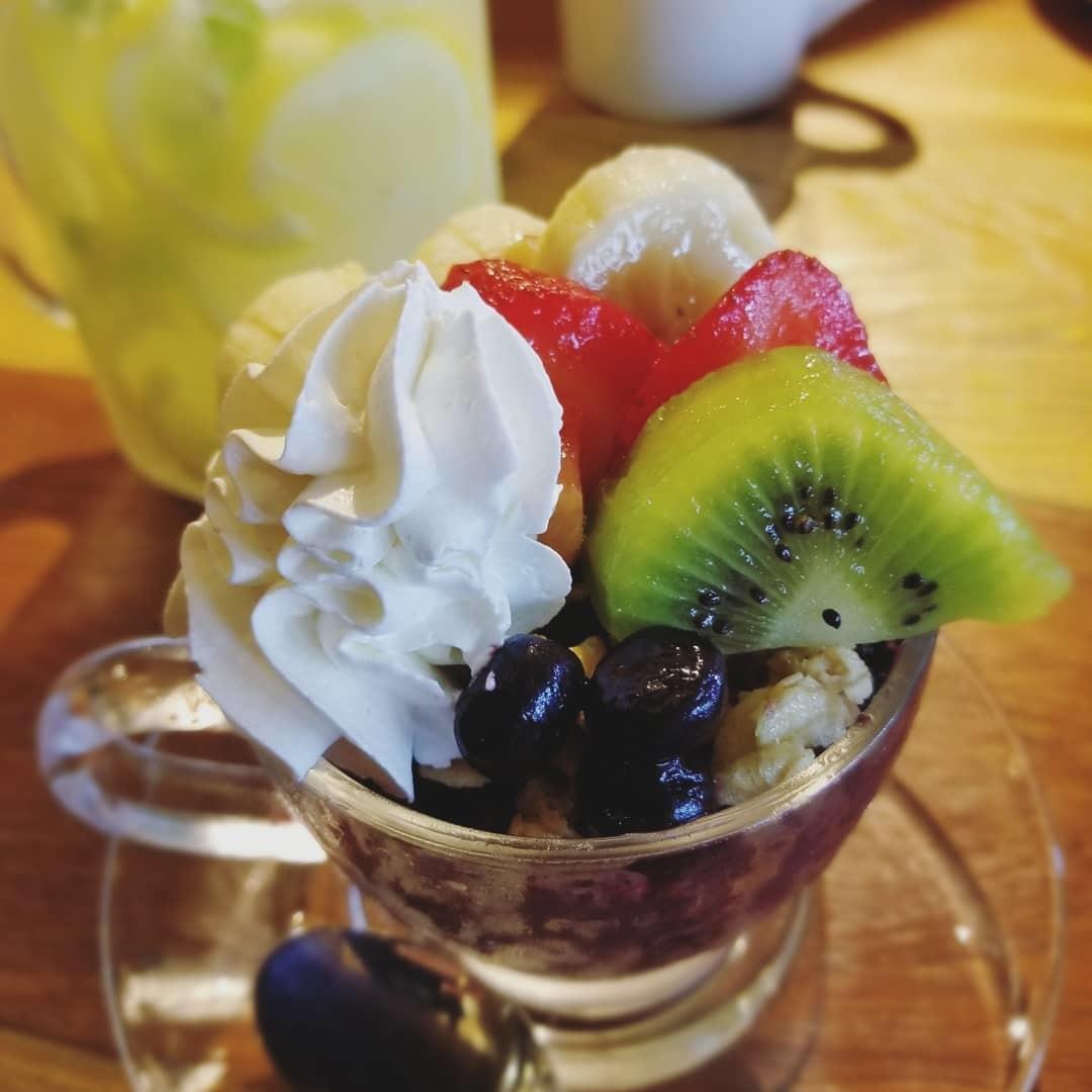 Kona\'s Coffee * まるでハワイなカフェの beach & peach フェア♪_f0236260_01083859.jpg