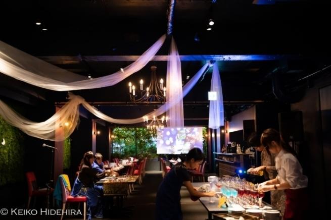 アラビアンナイトパーティのメーキング&最後の報告☆_b0114367_20411701.jpg