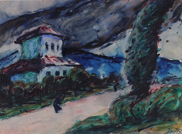 ブブノア Varvara Bubnova (1886-1983) Варвара Бубнова_c0122967_14395729.jpg
