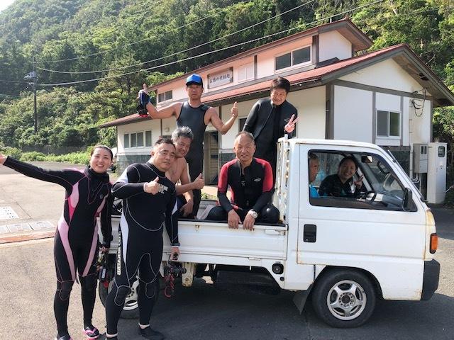 夏休みを満喫だよ!南伊豆ツアー最終日♪_e0184067_06273484.jpg