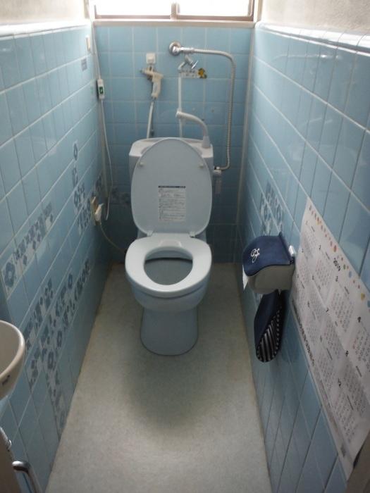 トイレ リフォーム ~ 便器が故障したの!_d0165368_05394024.jpg