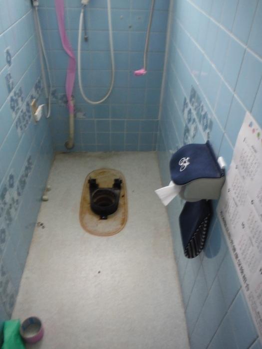トイレ リフォーム ~ 便器が故障したの!_d0165368_05395057.jpg