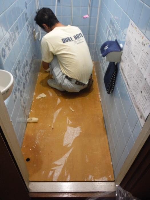 トイレ リフォーム ~ 便器が故障したの!_d0165368_05401538.jpg