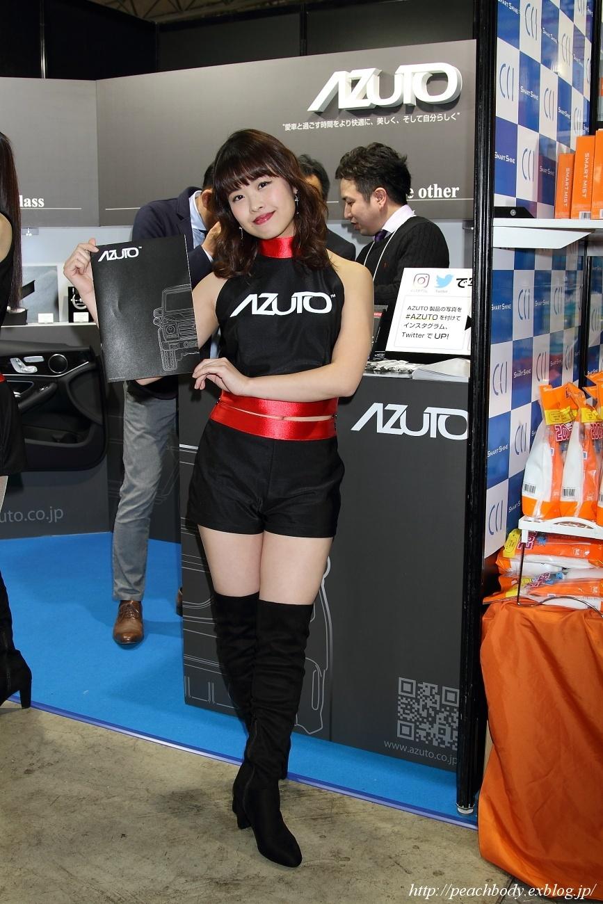 JURI さん(星光産業 ブース)_c0215885_23521668.jpg