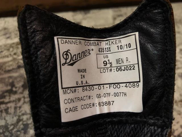 8月31日(土)マグネッツ大阪店モダンミリタリー入荷日!!#6 Boots編! Danner CombatHiker & Oakley DesertBoots!!_c0078587_12402222.jpg