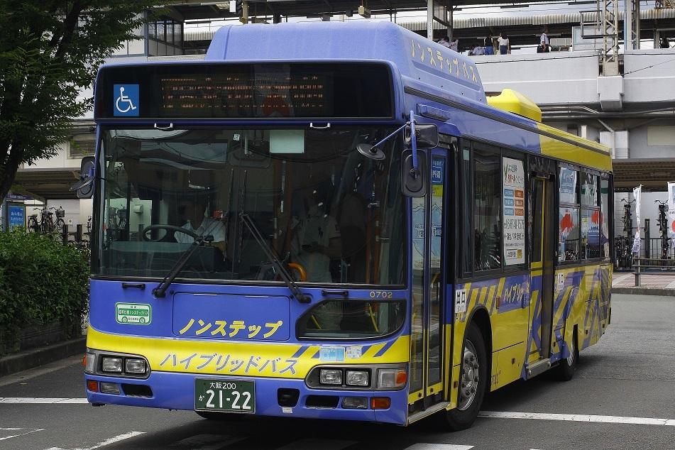 バス 近鉄