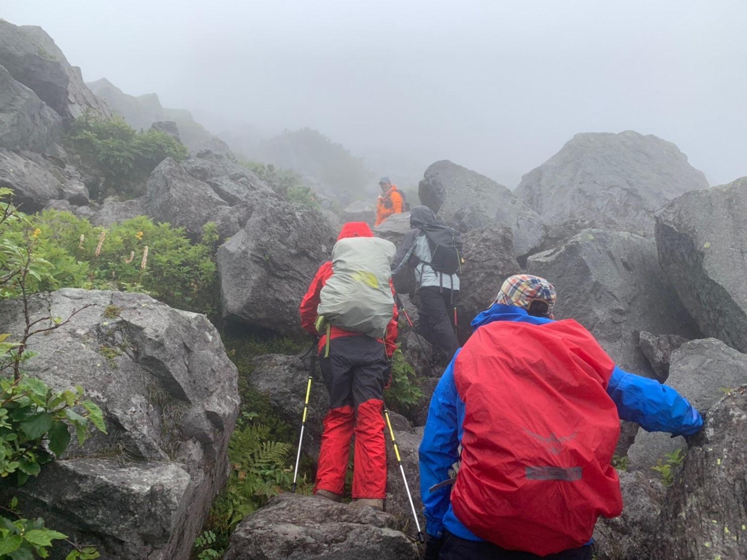 羅臼岳に行ってきました!_d0198793_16153738.jpg