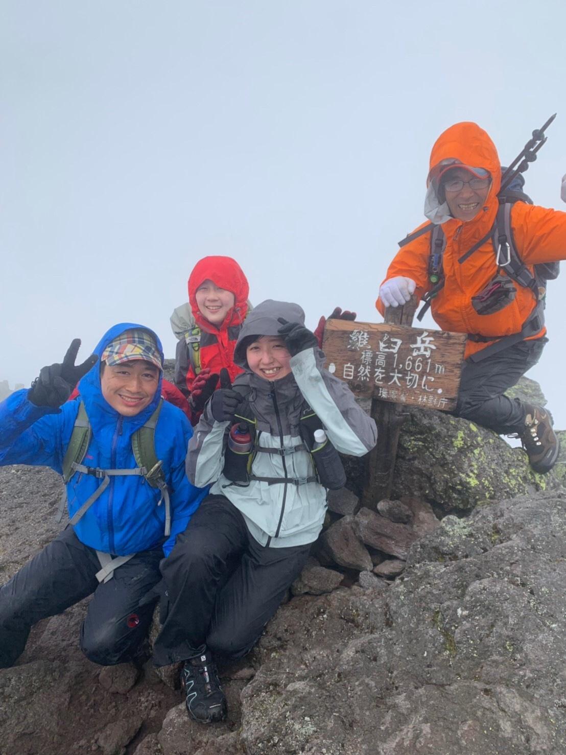 羅臼岳に行ってきました!_d0198793_16401645.jpg