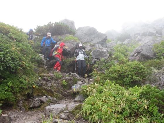 羅臼岳に行ってきました!_d0198793_16414233.jpg