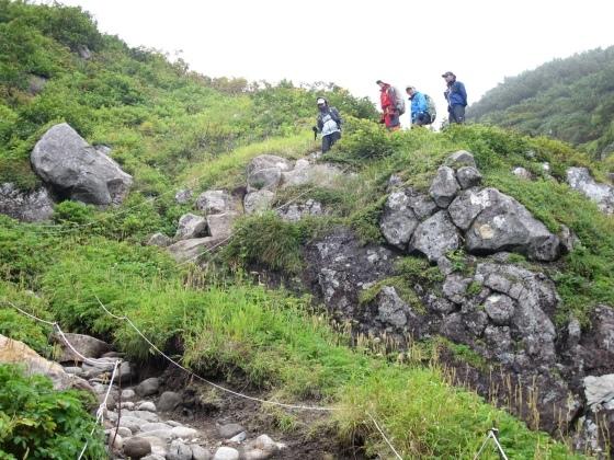 羅臼岳に行ってきました!_d0198793_16453657.jpg