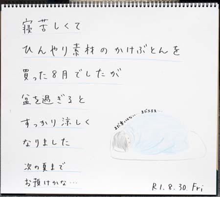 おふとん事情_b0364195_13101728.jpg