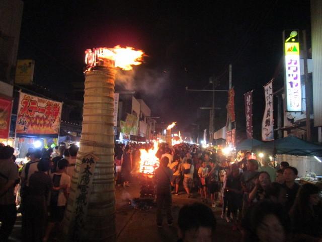 吉田の火祭り2019_c0193896_14193191.jpg