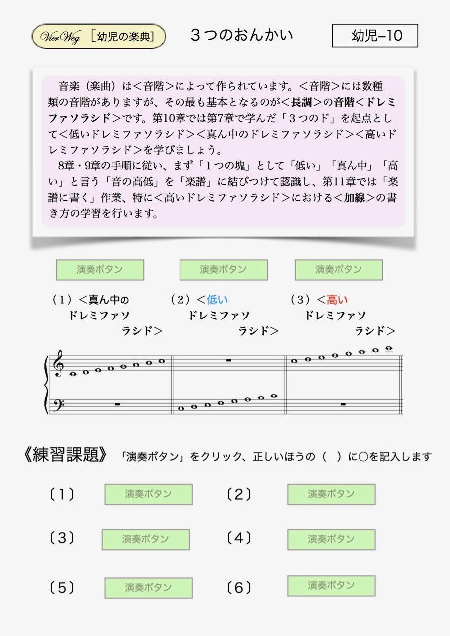 <お母さんと幼児の為の楽典>-10 「3つの音階」_d0016397_12582269.jpg