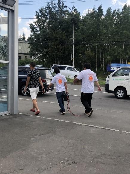8月31日[土]本店ブログ☆ハマー K様納車!!決算セールやってます✊ランクル ハマー ベンツ♡TOMMY♡_b0127002_19034039.jpg