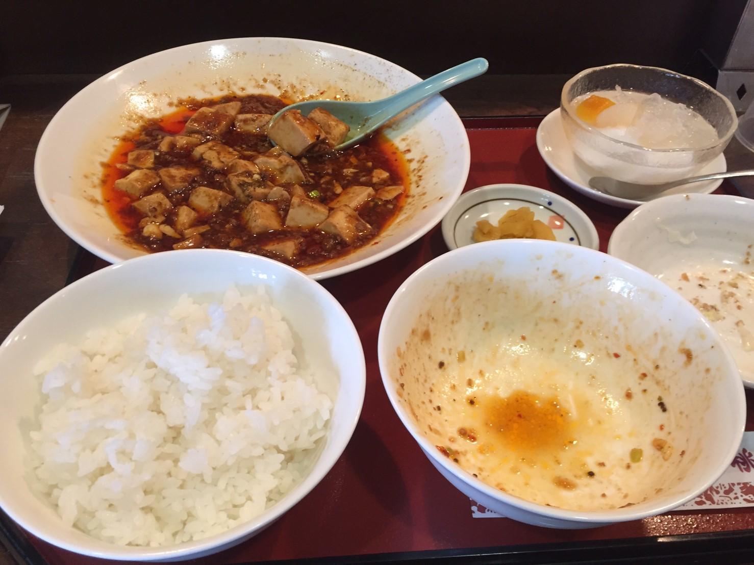 中国料理 銀座四川 壽桃  ランチ ファイナル_e0115904_06091232.jpg