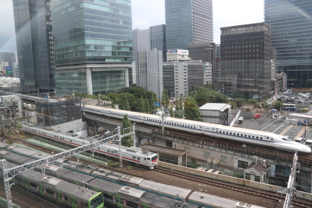 東京駅のEast i-Eと臨海公園_b0190710_22260884.jpg