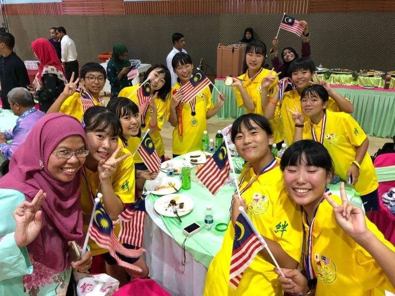 マレーシア中学生海外派遣団_d0130714_22111469.jpg