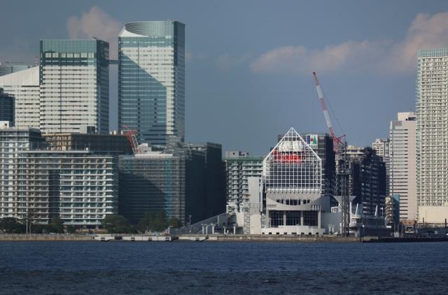 お出かけ「品川区港南界隈」へ_a0214329_16434577.jpg