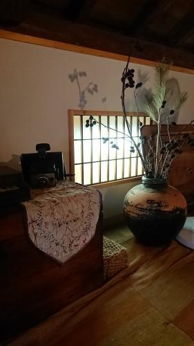 座敷わらしと友人の隠れ家的お家カフェで_d0390236_19502068.jpg