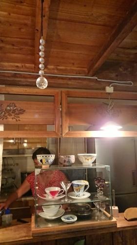 座敷わらしと友人の隠れ家的お家カフェで_d0390236_19534256.jpg