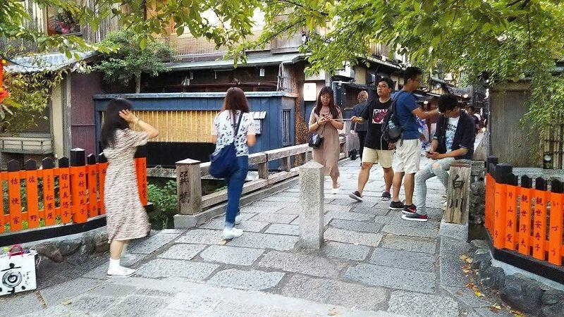 京都「祇園白川新橋」20180830_e0237645_17163035.jpg