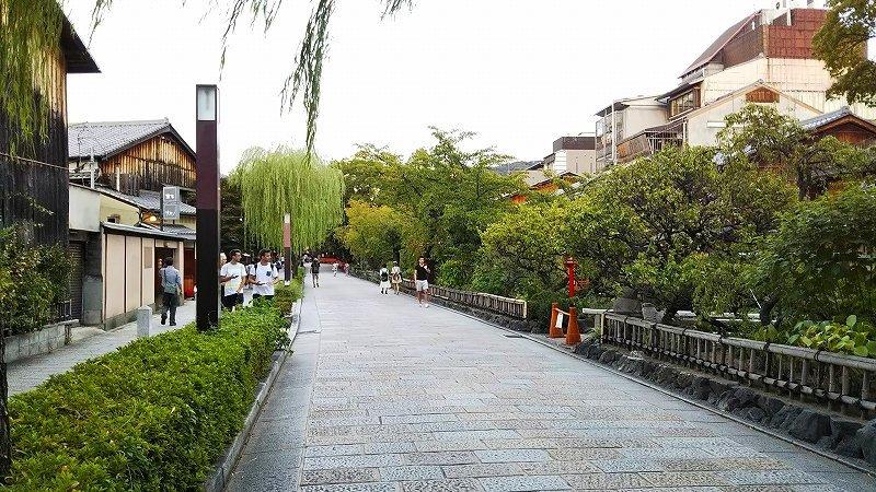 京都「祇園白川新橋」20180830_e0237645_17163126.jpg