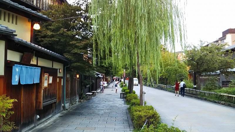 京都「祇園白川新橋」20180830_e0237645_17163146.jpg