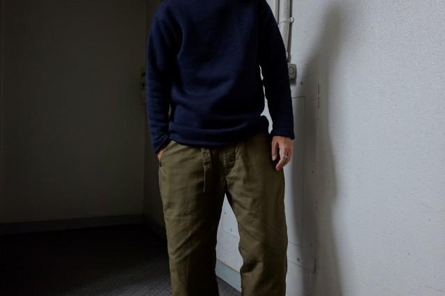 11月の製作 / DA wooljerswey longsleeve_e0130546_17022277.jpg