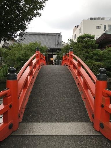 夏の着物でランチ会・京都のパワースポット神泉苑・平八_f0181251_18484276.jpg