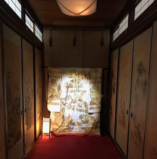 夏の着物でランチ会・京都のパワースポット神泉苑・平八_f0181251_19035257.jpg