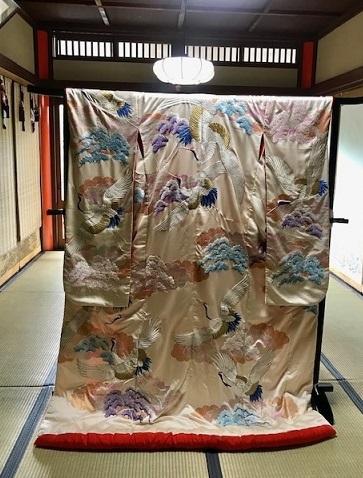 夏の着物でランチ会・京都のパワースポット神泉苑・平八_f0181251_19052870.jpg