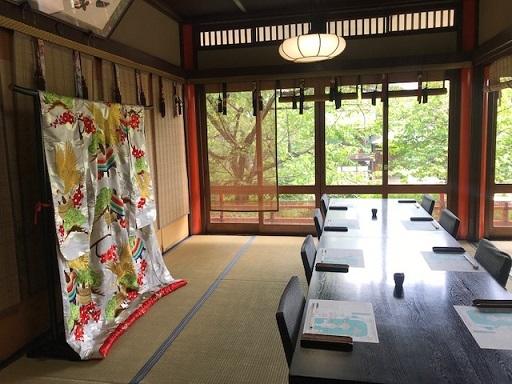 夏の着物でランチ会・京都のパワースポット神泉苑・平八_f0181251_19071473.jpg
