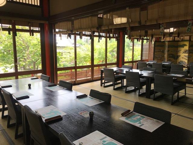 夏の着物でランチ会・京都のパワースポット神泉苑・平八_f0181251_19104964.jpg